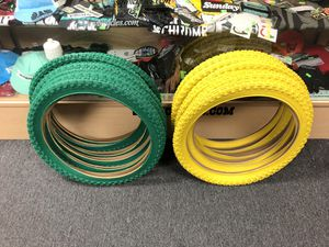 Old school tires $10 each 20x2.125 for Sale in Industry, CA