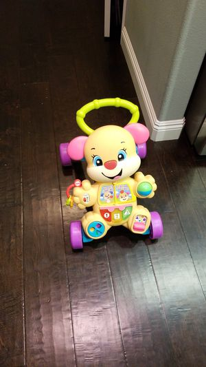 Walking toy for toddler, used once. Battery never been used for Sale in Orange, CA