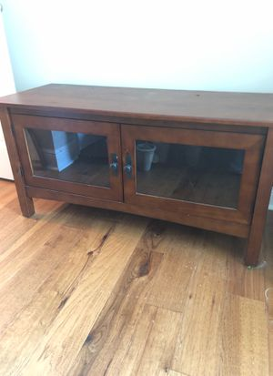 Arts and crafts style media center or cabinet for Sale in Gulf Breeze, FL