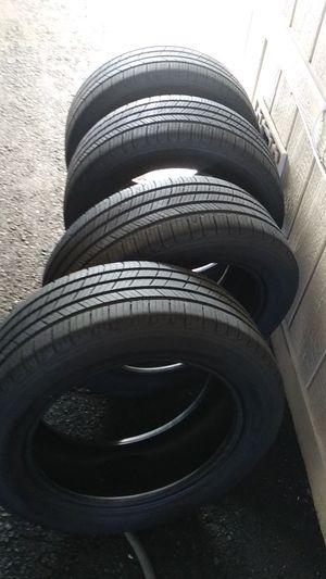À set (4) Michelin tires new 16 inch for Sale in El Cajon, CA