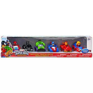New 6 Pack Marvel Super Hero Adventures for Sale in La Habra Heights, CA