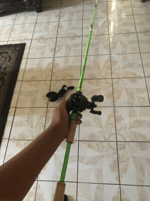Baitcaster (fishing rod, fishing combo, 13 fishing, origin reel, fate black rod) for Sale in Los Angeles, CA