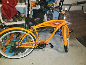 New beach cruiser Shocktop bicycle for Sale in Kinston, NC