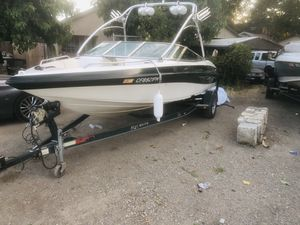 2002 blue water boat for Sale in Stockton, CA