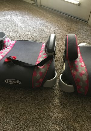 2 Graco booster seats in good condition for Sale in Goodyear, AZ
