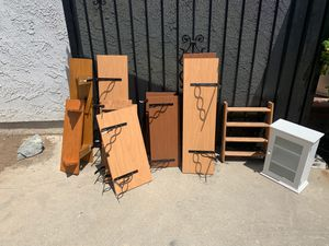 Wall shelves for Sale in Temple City, CA