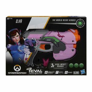 New factory sealed nerf overwatch D.Va Toy Gun for Sale in Fontana, CA
