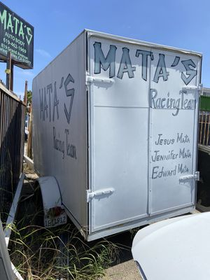 Closed trailer for Sale in Spring Valley, CA