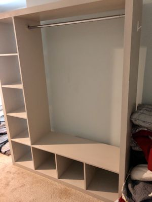Closet, organizer, armoire for Sale in Bethesda, MD