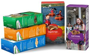 Girl Scout Cookies for Sale in Crestview, FL