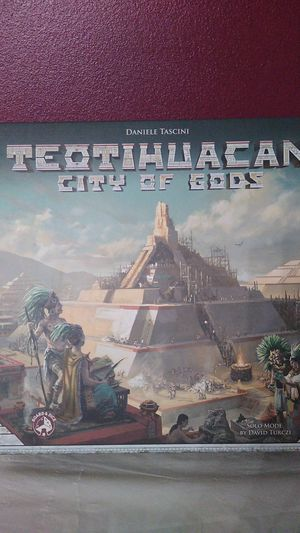 Teotihuacan City of God's Board Game for Sale in Bethlehem, GA