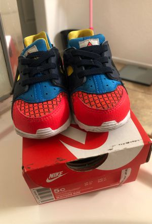 Toddler shoes Nike for Sale in Nuevo, CA