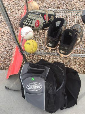 Softball gear for Sale in Chandler, AZ