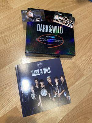 BTS DARK & WILD ALBUM for Sale in San Jose, CA