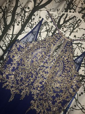 Royal blue prom dress for Sale in Long Beach, CA