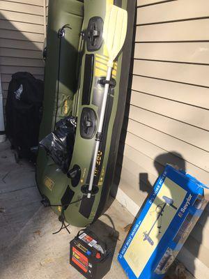 fish hunter boat for Sale in Manassas, VA