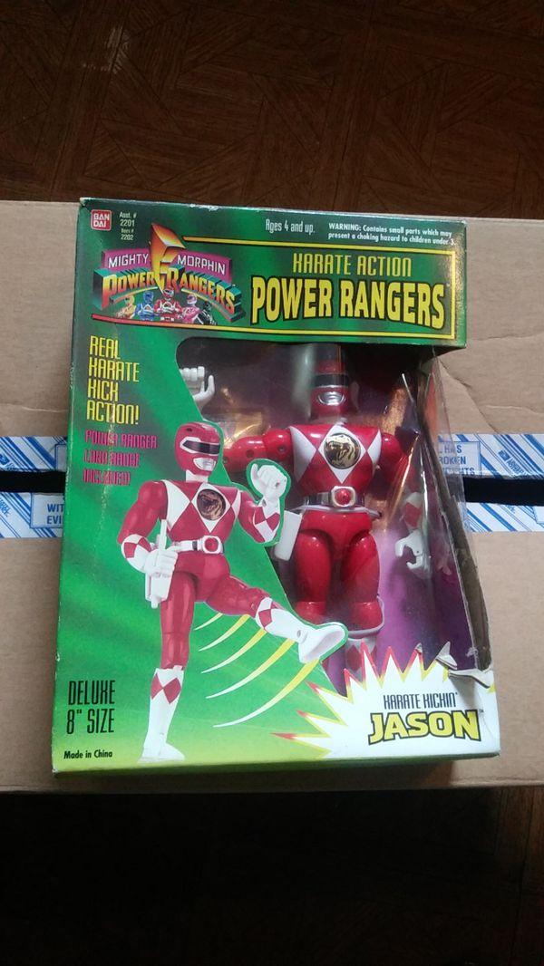 Vintage Power Rangers