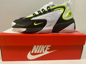 NIke Zoom 2K White Black Neon Green sz 9 for Sale in Anaheim, CA