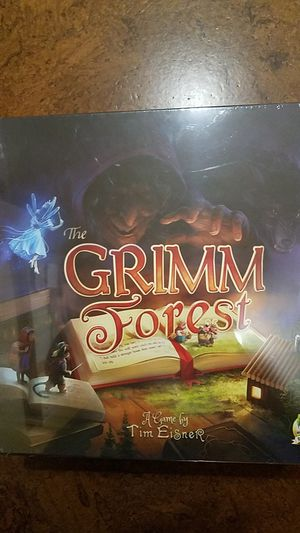 The Grimm Forest board game brand new packaged for Sale in Battle Ground, WA