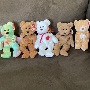 Beanie Baby Bear Collection for Sale in Lake Worth, FL