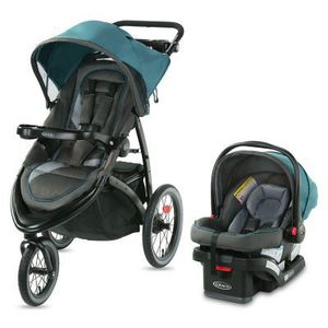 Graco Jogging Stroller quick connect - foldable. for Sale in Santa Ana, CA