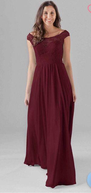Kennedy blue bridesmaid dress style #28204 for Sale in Salt Lake City, UT