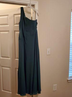 Jade Green David's Bridal Bridesmaid Dress for Sale in Austin, TX