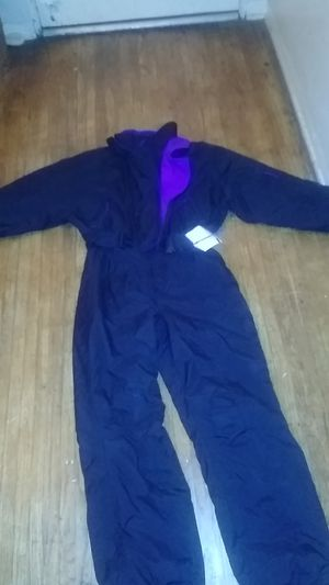 Mens medium Edelweiss pro skiwear snow suit snowboard ski skiing for Sale in Bell, CA