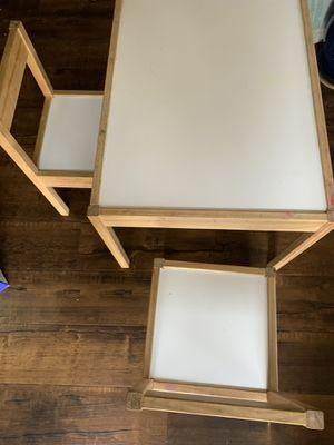 IKEA kids table for Sale in Sunnyvale, CA