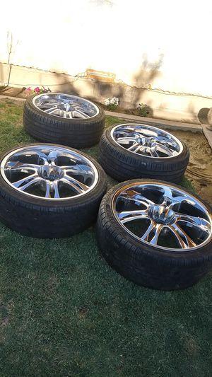 Wheels for Sale in Selma, CA