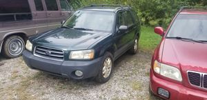 2003 Subaru Forester 2.5X AWD for Sale in Camby, IN