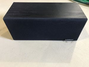 Audiosource VS One center channel speaker black for Sale in Lewisburg, PA