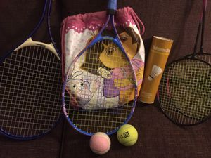 Tennis set and more kids girl for Sale in Mesa, AZ