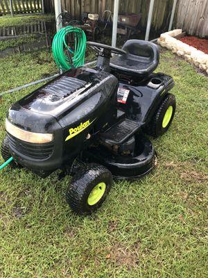 Poulan Riding Lawn Mower for Sale in Bradley, FL