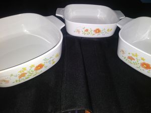 Corningware Cookware---No Lids for Sale in Industry, CA