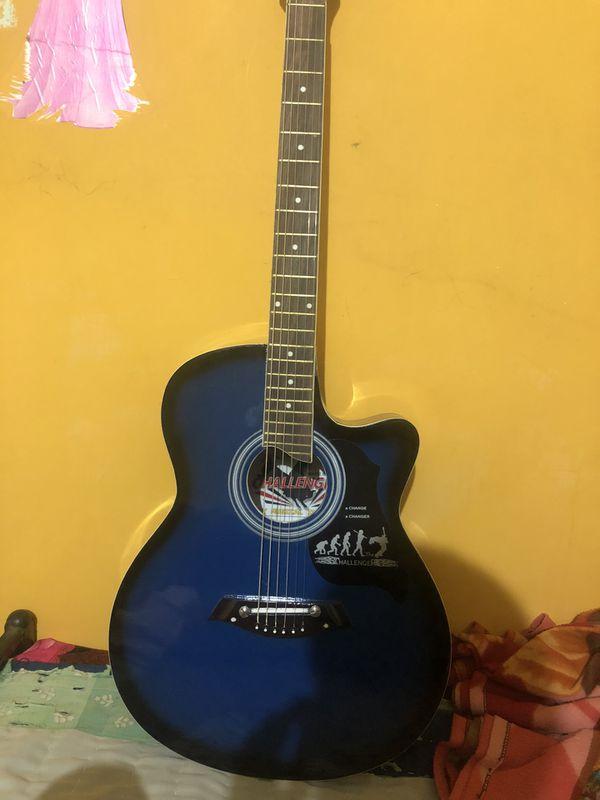 Challenger Guitar