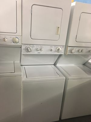 Kenmore stackable washer and dryer combo working perfectly for Sale in Baltimore, MD