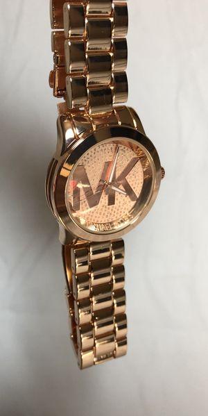Michael Kors women's rose gold watch for Sale in Dallas, TX