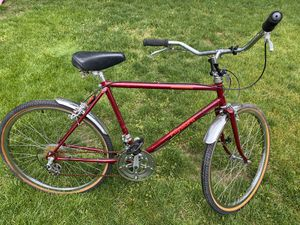 """PhysioFit hybrid bicycle ready to ride 20"""" frame 26"""" tires for Sale in Long Beach, NY"""