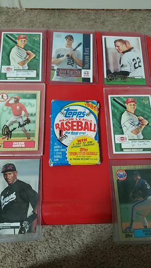 Baseball cards for Sale in Kyle, TX