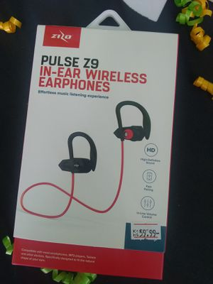 Pulse Z9 in ear wireless headphones for Sale in Crestview, FL