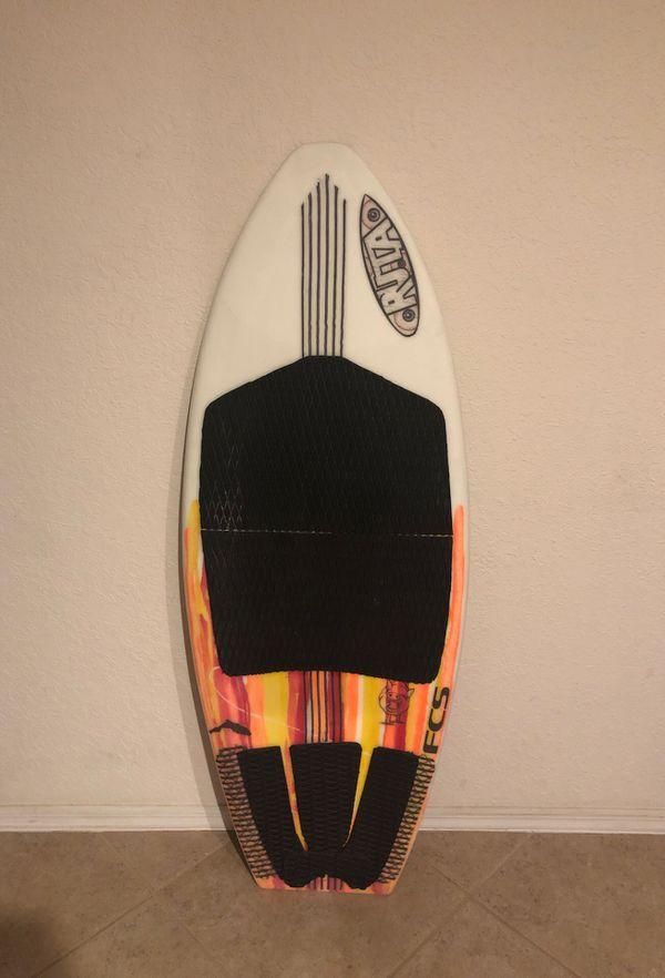 Wake surfboard adult