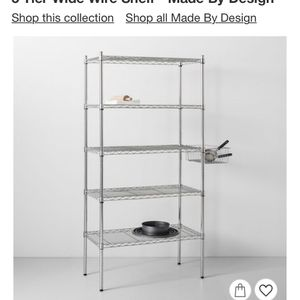 5 Tier Metal Shelf for Sale in Brooklyn, NY