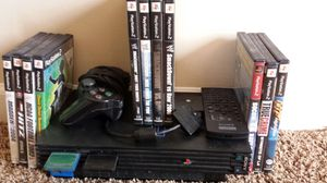 Ps2 System and Game Bundle for Sale in Upper Arlington, OH