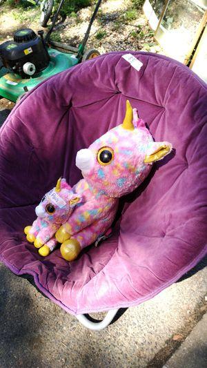 Chair purple kids size papasan for Sale in Street, MD