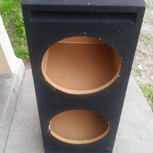 "12"" SUBWOOFER BOX for Sale in Los Angeles, CA"