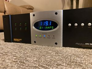MONSTER POWER SIGNATURE SERIES HTPS 7000 for Sale in Glendora, CA