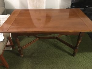 wooden table for Sale in San Francisco, CA
