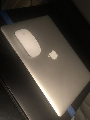 """15"""" MacBook Pro plus extras for Sale in Monroe Township, NJ"""