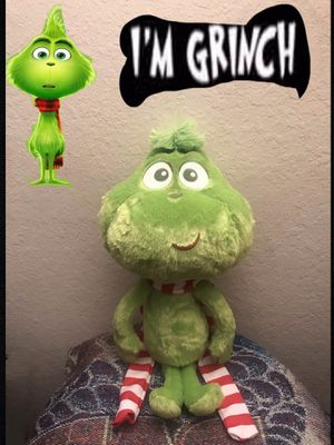 THE GRINCH BIG SOFT PLUSHY / BRAND NEW for Sale in Ontario, CA